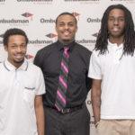 Male graduates with principal