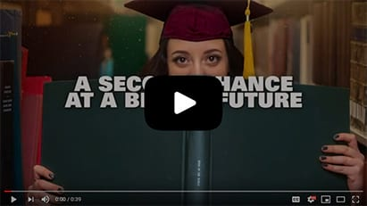 Video: A Second Chance at a Better Future